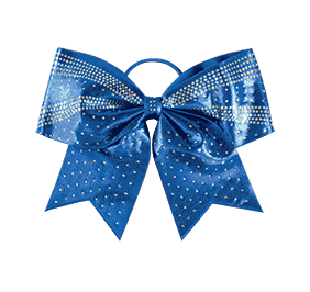 Chasse Luxe Rhinestone Performance Hair Bow