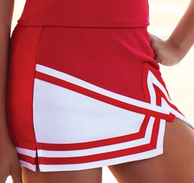 Chasse Crossover Skirt