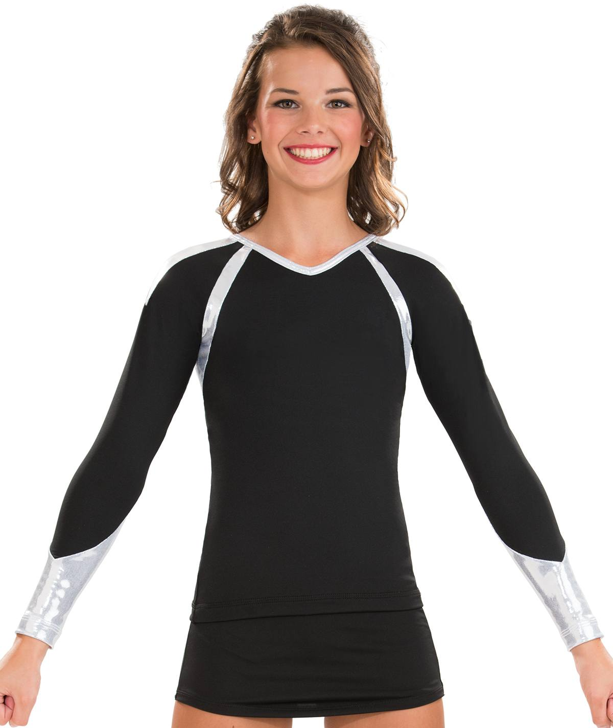 GK All Star Faux Racerback Uniform Top