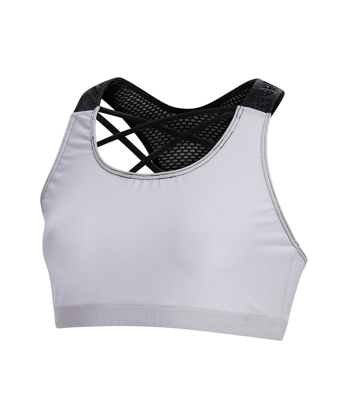 GK All Star Cross Racer Crop Top