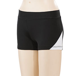 GK All Star Tech Mesh Accent Cheer Shorts