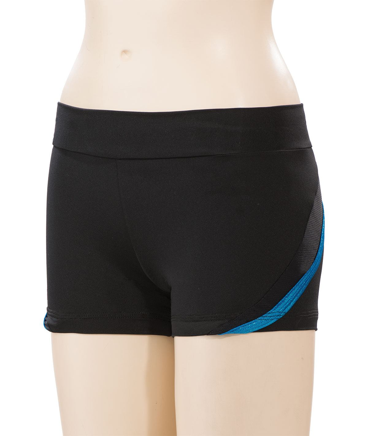 GK All Star Tech Mesh Accent Power Cheer Shorts