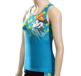 GK All Star Flutter Bow Minnie Cheer Tank Top