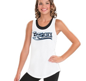 GK All Star Womens Racerback Tank