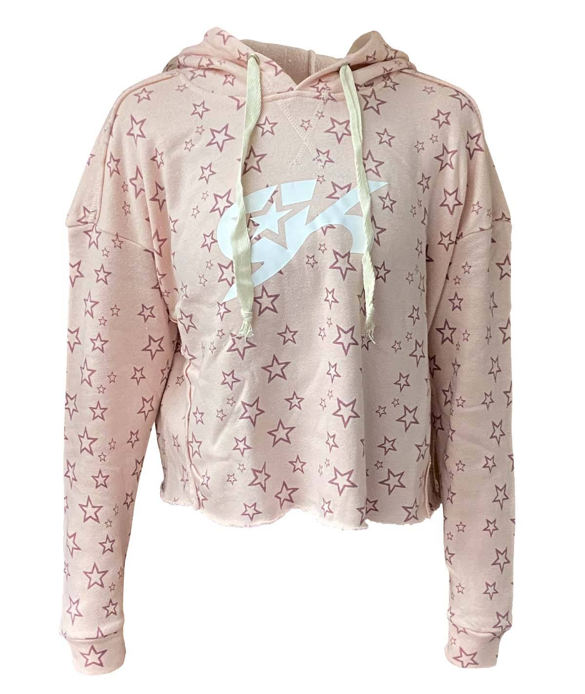 GK All Star Pink Starry Hoodie