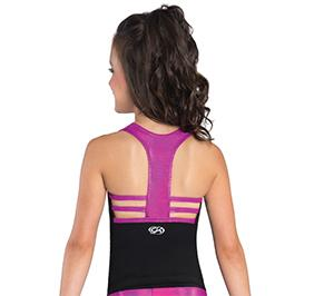 GK All Star Trendy Tease Cheer Long Top