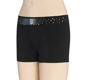 GK All Star Sparkle & Shine Cheer Shorts