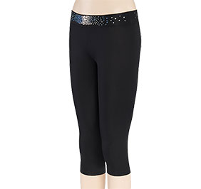 GK All Star Sparkle & Shine Cheer Capris