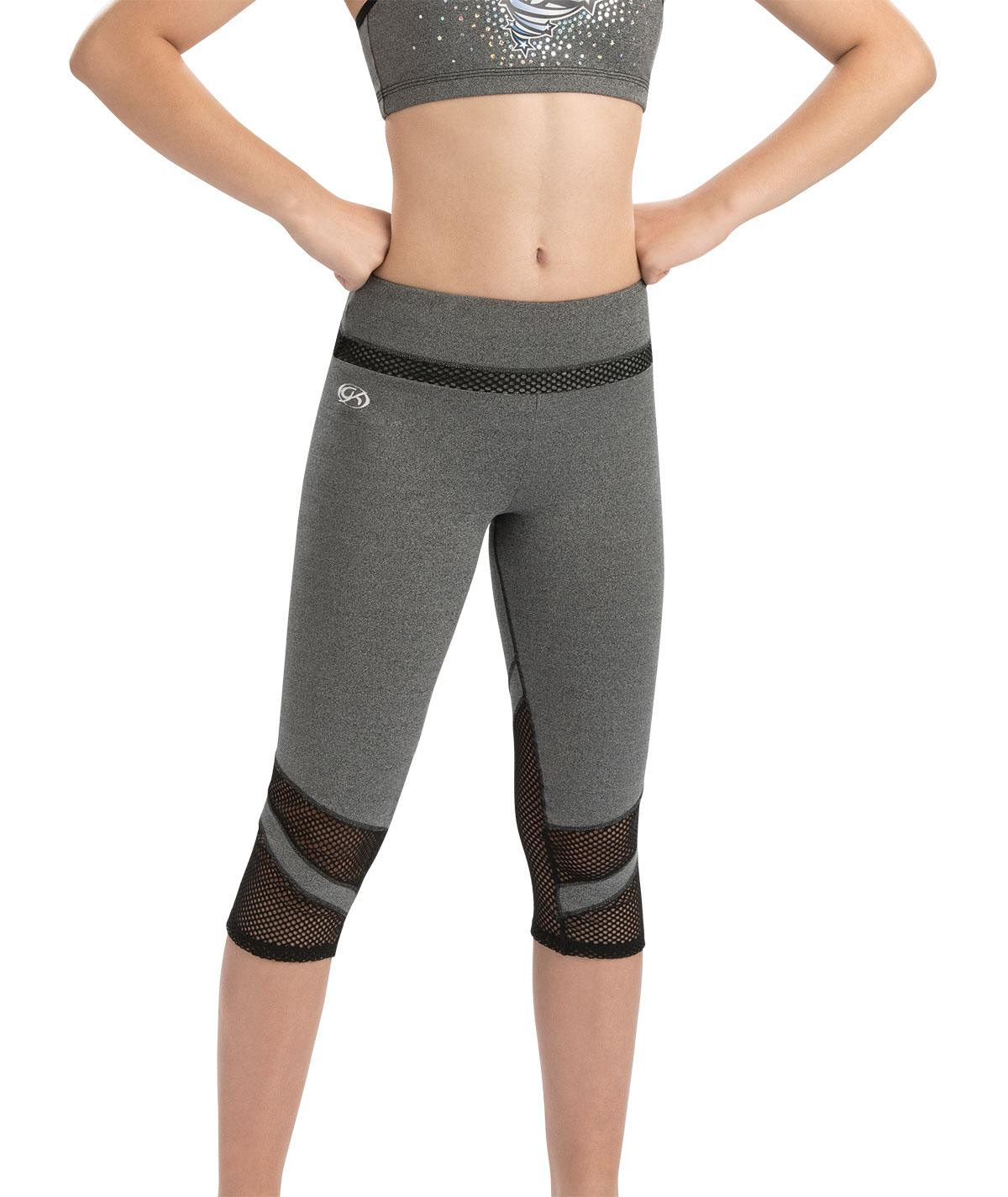 GK All Star High Waisted Performance Capris