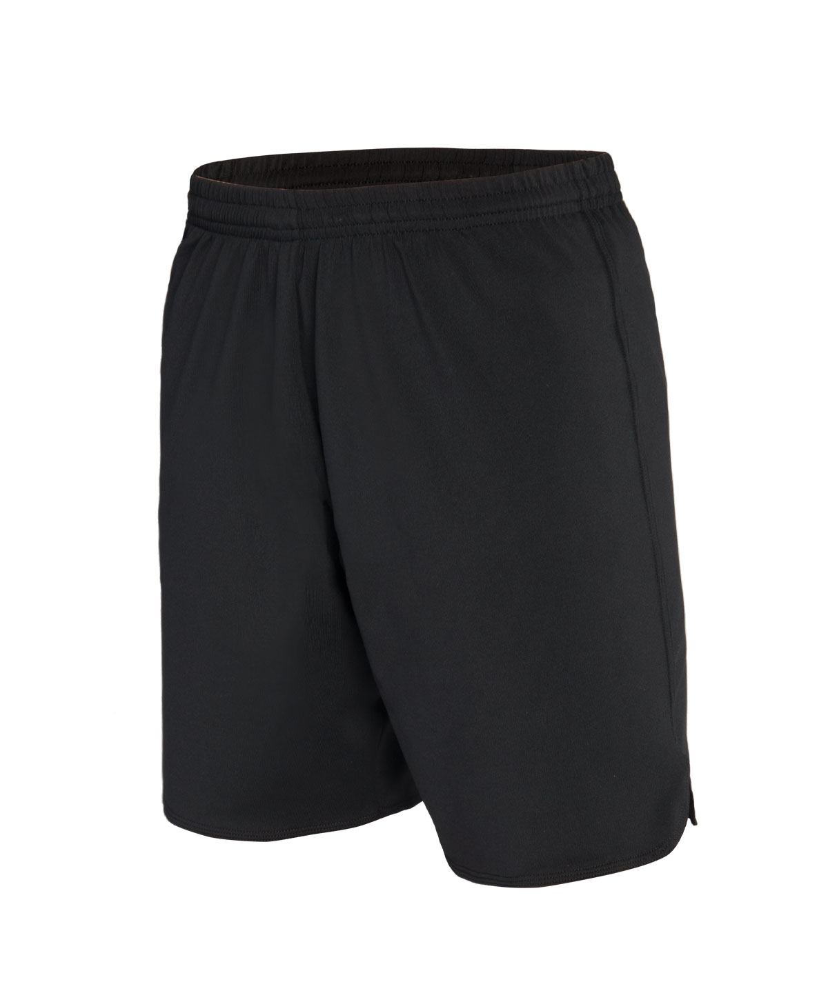 GK All Star Mens Black DryTech Cheer Shorts