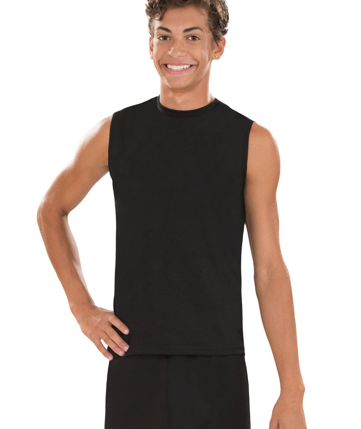 GK All Star Mens Relaxed Fit Sleeveless Cheer Top
