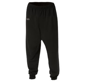 GK All Star Mens Black DryTech Joggers