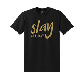 Chasse Slay All Day Tee
