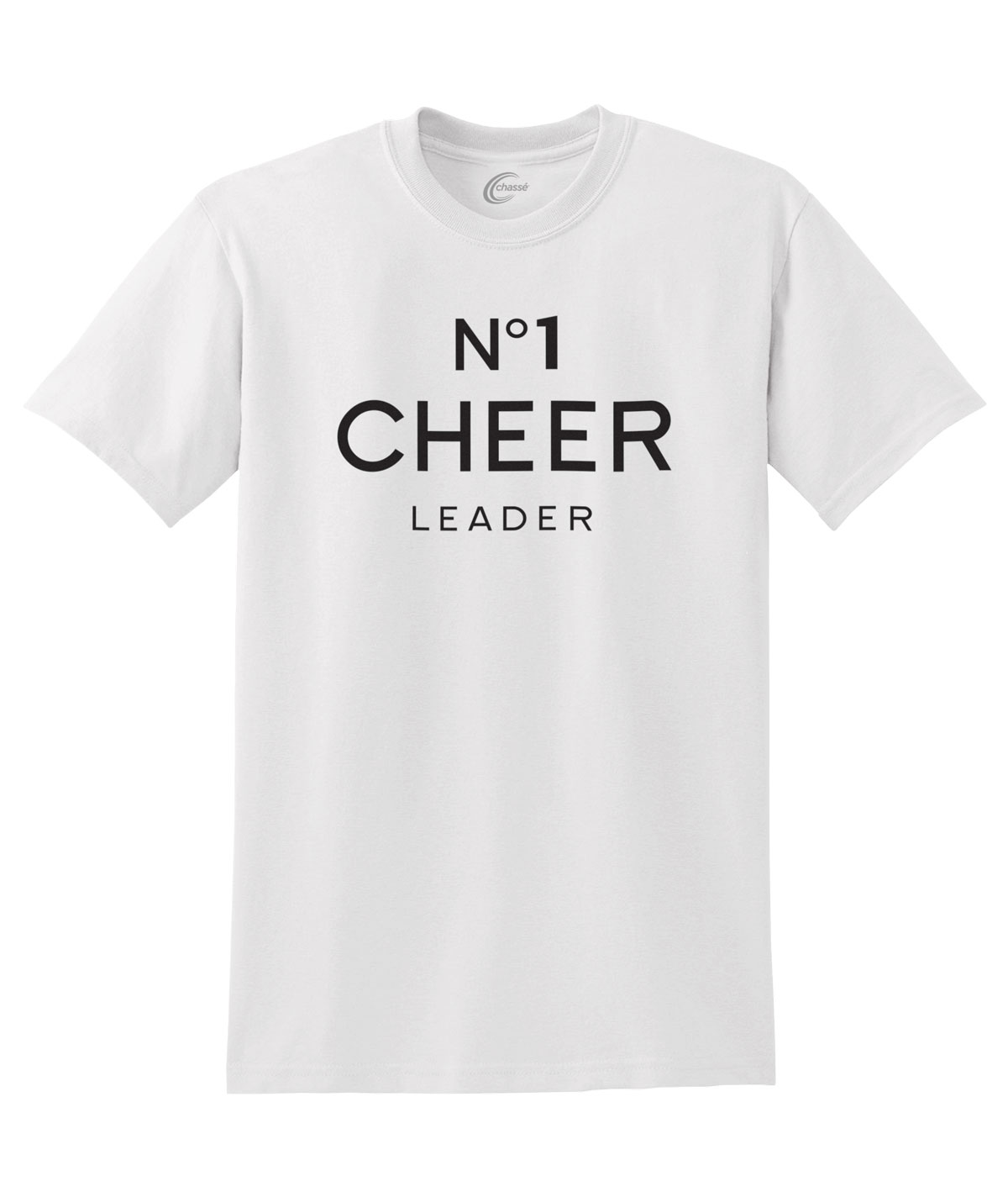 Chasse No 1 Cheer Leader Tee
