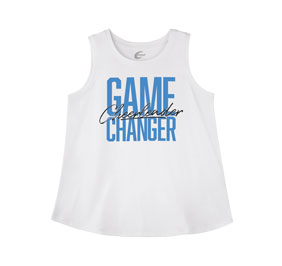 Chasse Cheerleader Game Changer Tank