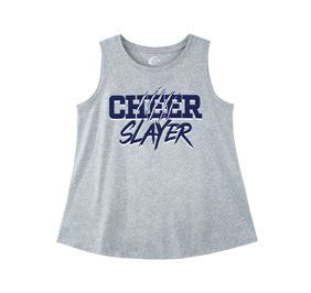 Chasse Cheer Slayer Tank