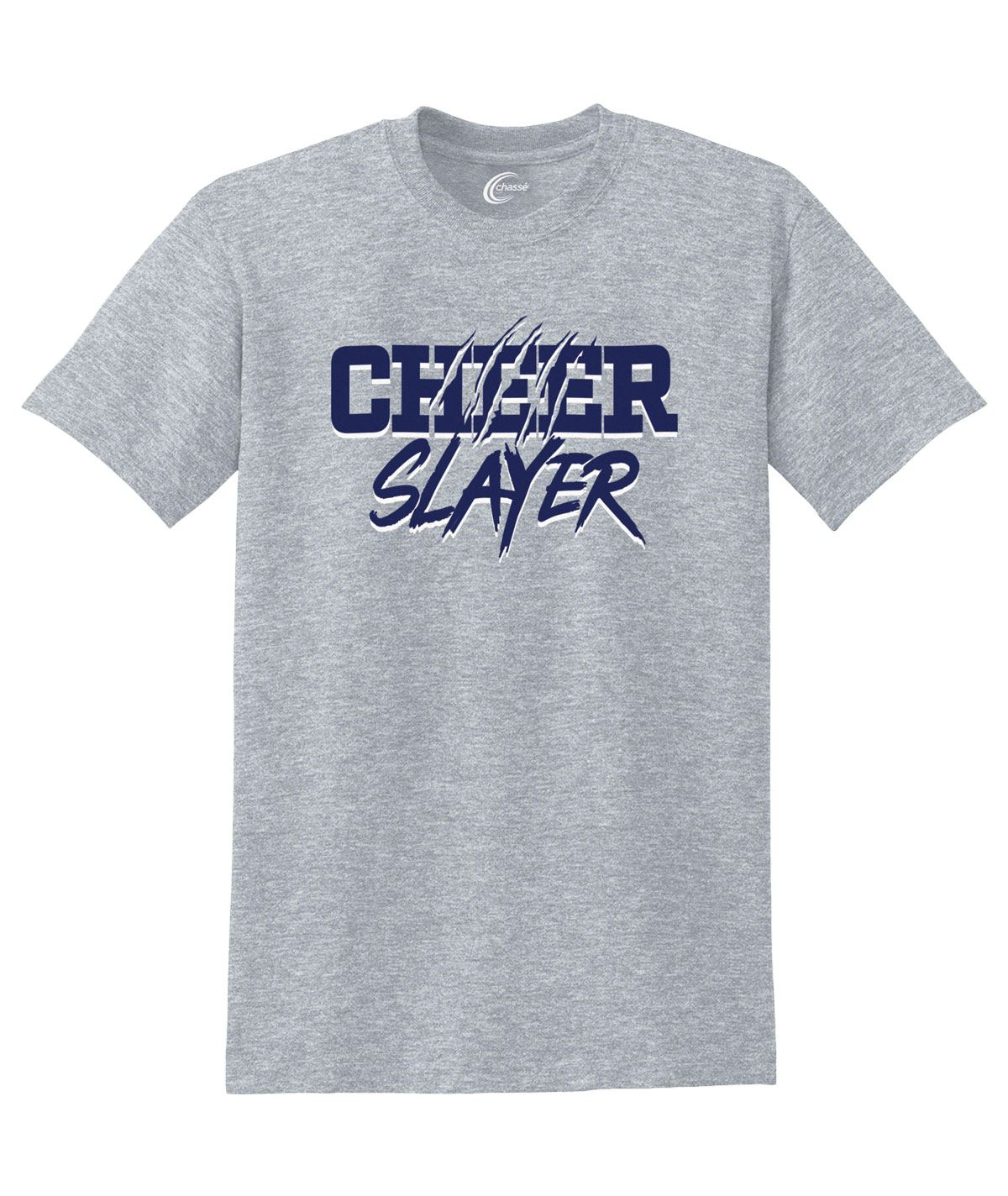 Chasse Cheer Slayer Tee