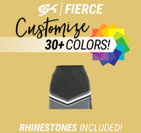 GK Fierce Sublimated Skirt