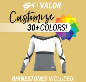 GK Valor Sublimated Long Top