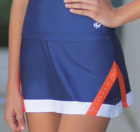 GK?Valor Sublimated?Skirt