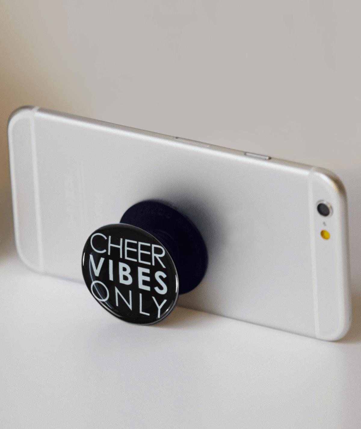 Chassé Cheer Vibes Only Phone Stand