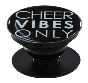Chasse Cheer Vibes Only Phone Stand