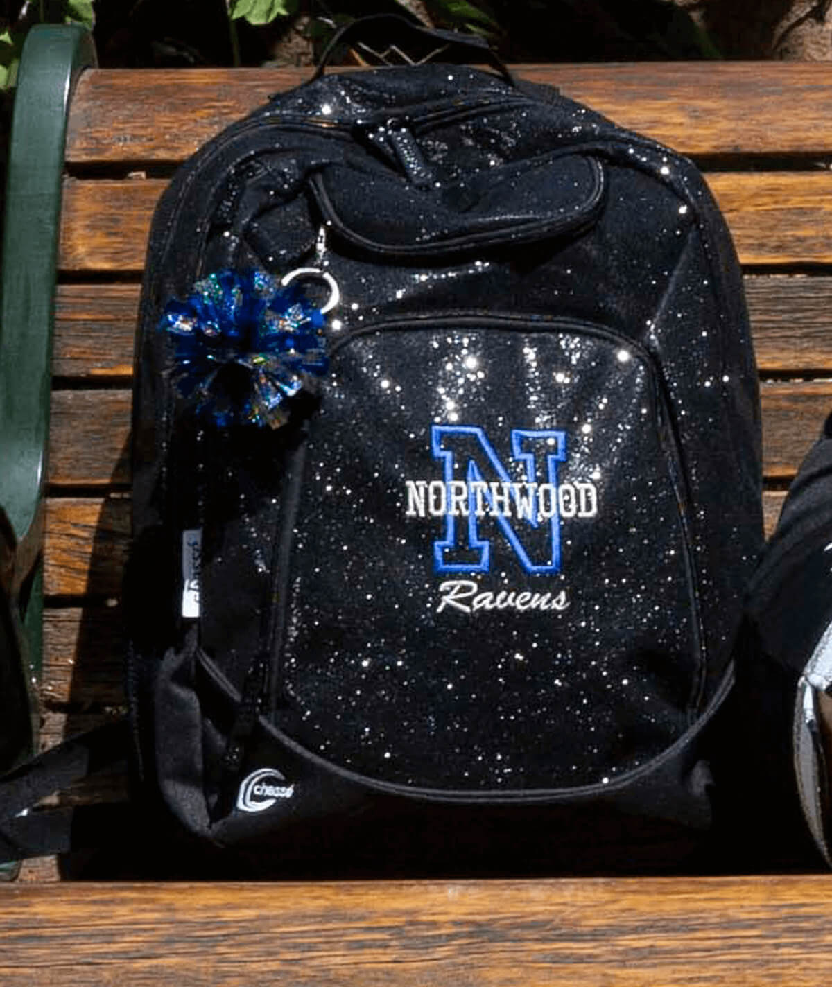 Chasse Spotlight Glitter Backpack