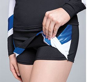 Chasse Performance Force Skort Fit Kit