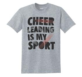 Cheer Is My Sport Tee