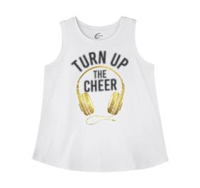 Turn Up The Cheer Tank