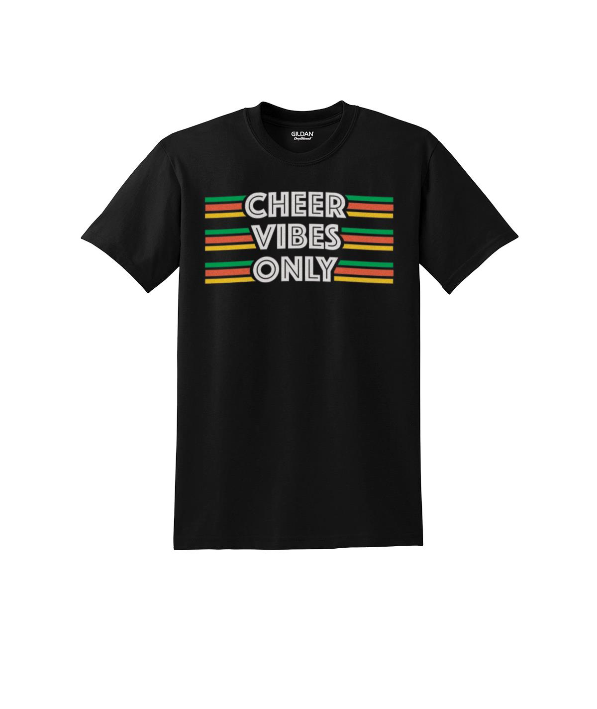 Cheer Vibin' Tee