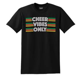 Cheer Vibin Tee