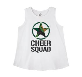 Chasse Squad Cheer Tank