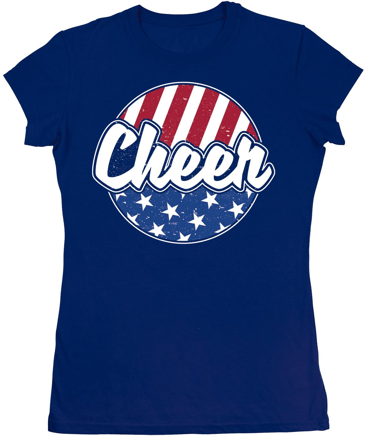 Chassé Cheer Patriotic Tee