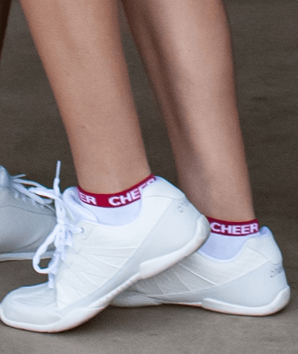 Chassé Low Anklet Cheer Stripe