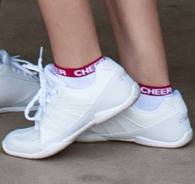 Chasse Low Anklet Cheer Stripe