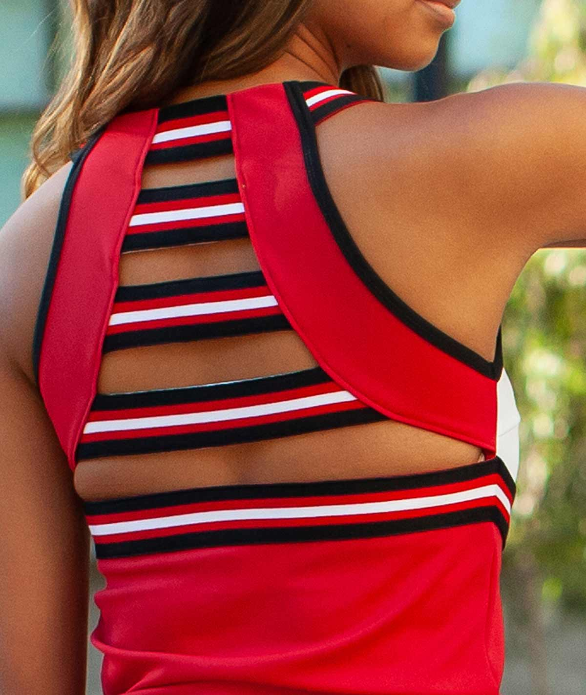 GK Sideline Gladiator Shell Top