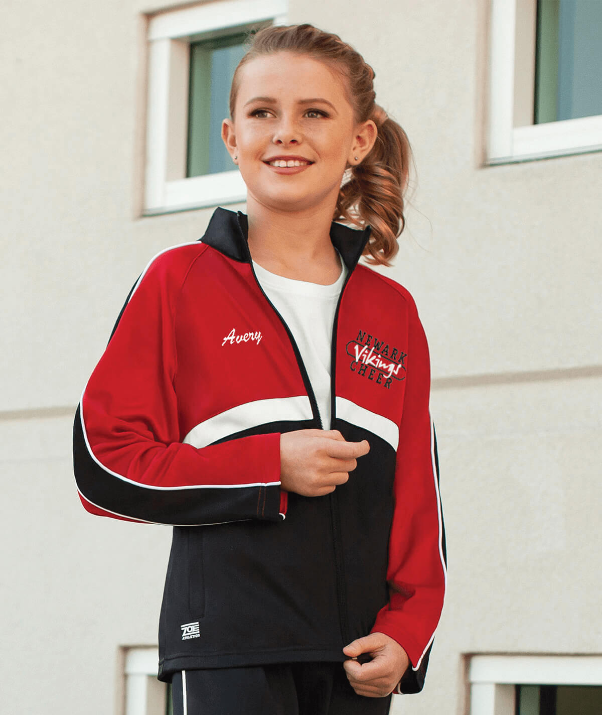 Zoe Athletics Pure Jacket