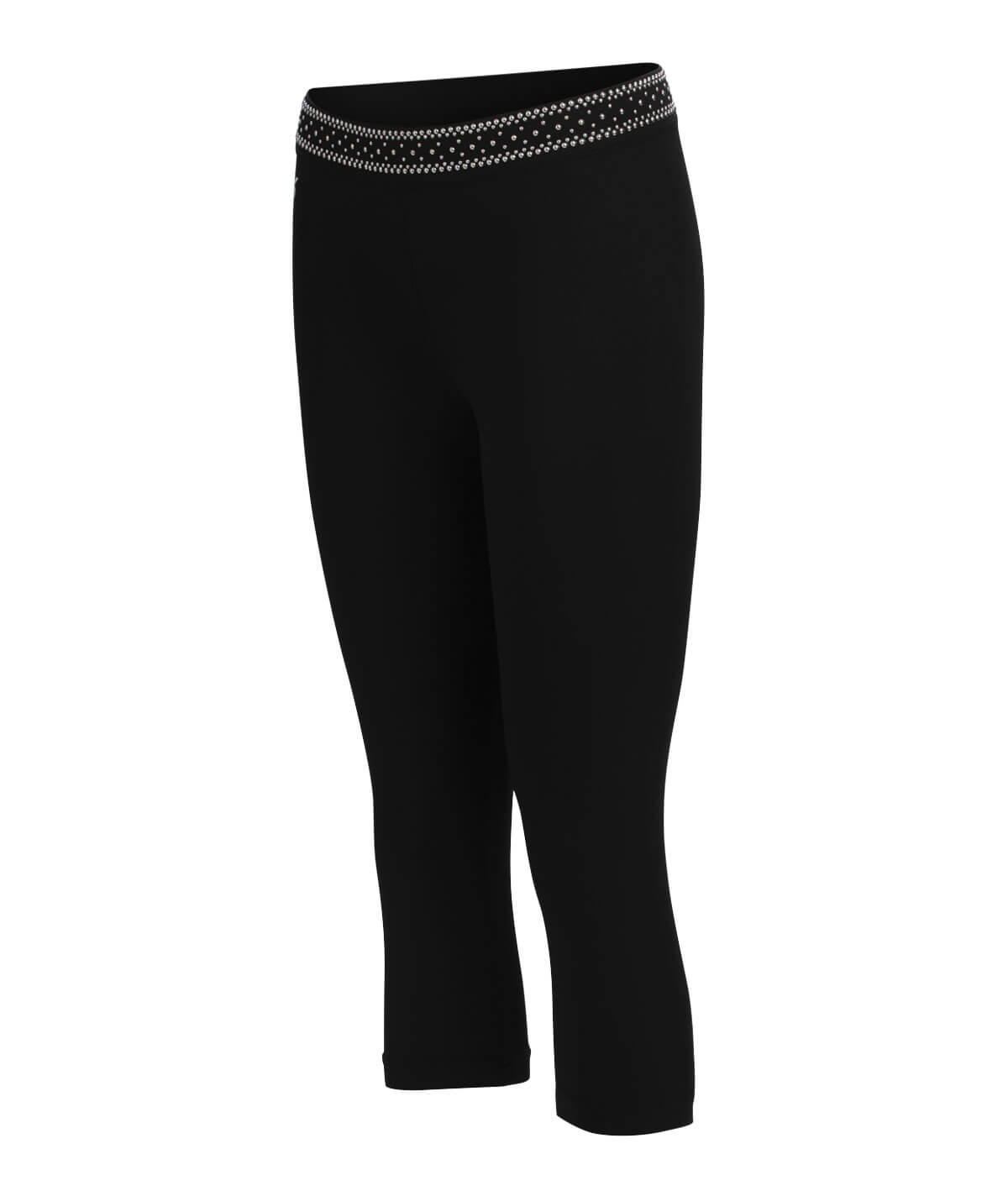 GK All Star Nailhead Banded Capris