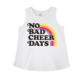 Chasse No Bad Cheer Days Tank
