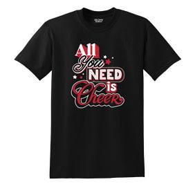Chasse All You Need Tee