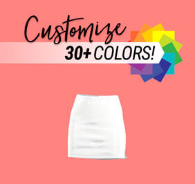 Chasse Sublimated Double Knit Skirt