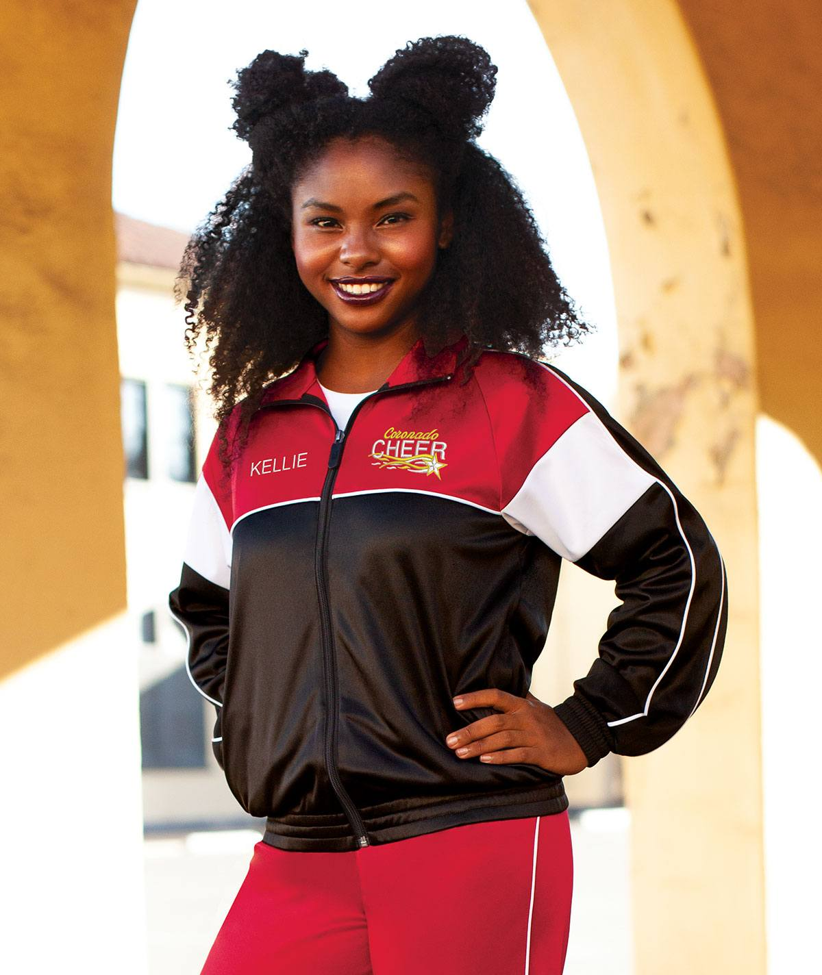 Zoe Athletics Finalist Jacket