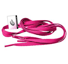 Chasse Pink Shoelaces