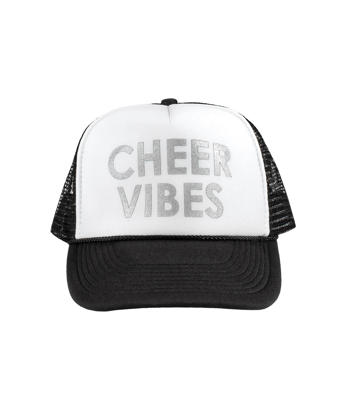 CHASSE CHEER VIBES TRUCKER HAT