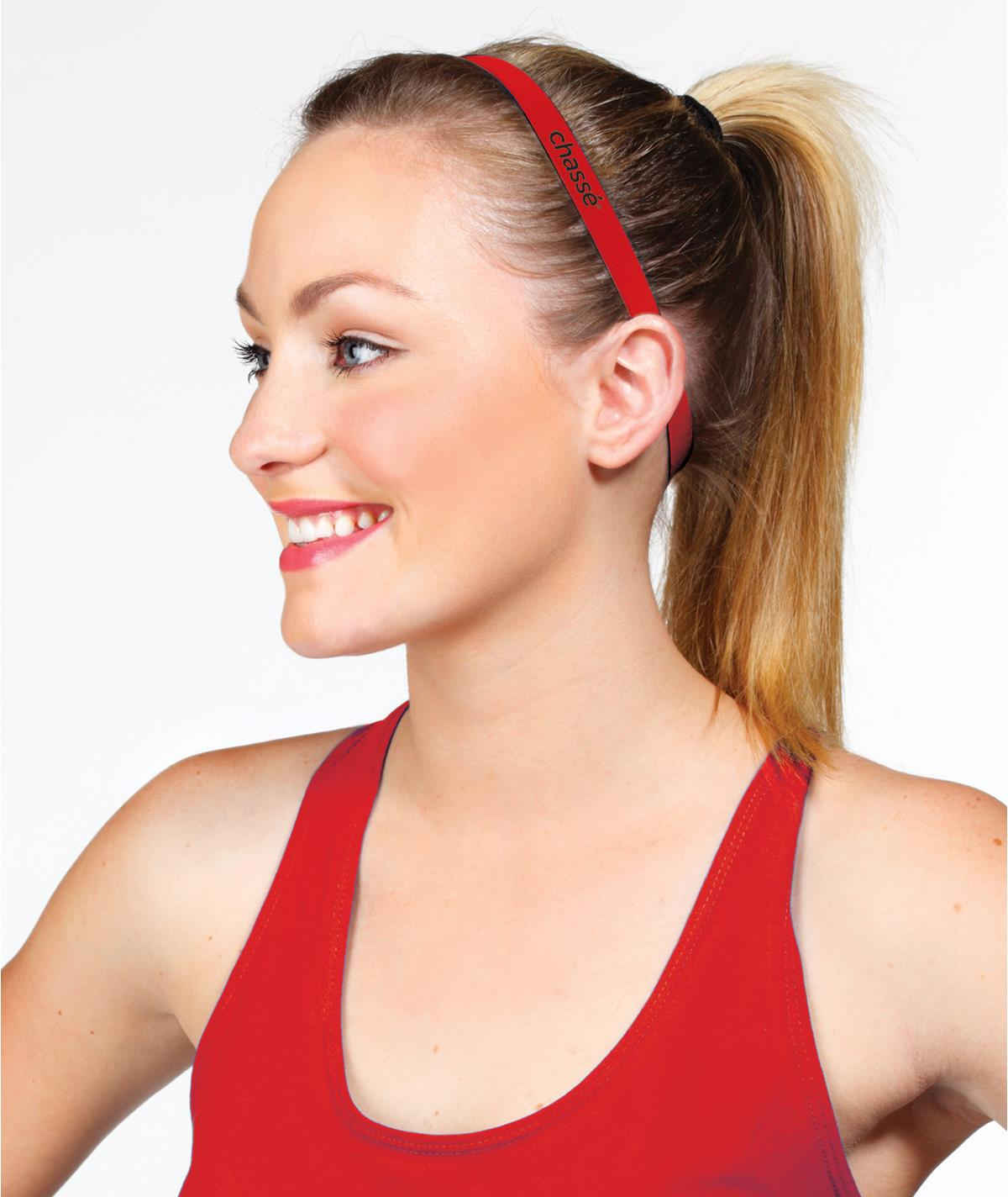 Chassé Colored Sport Headband Pack