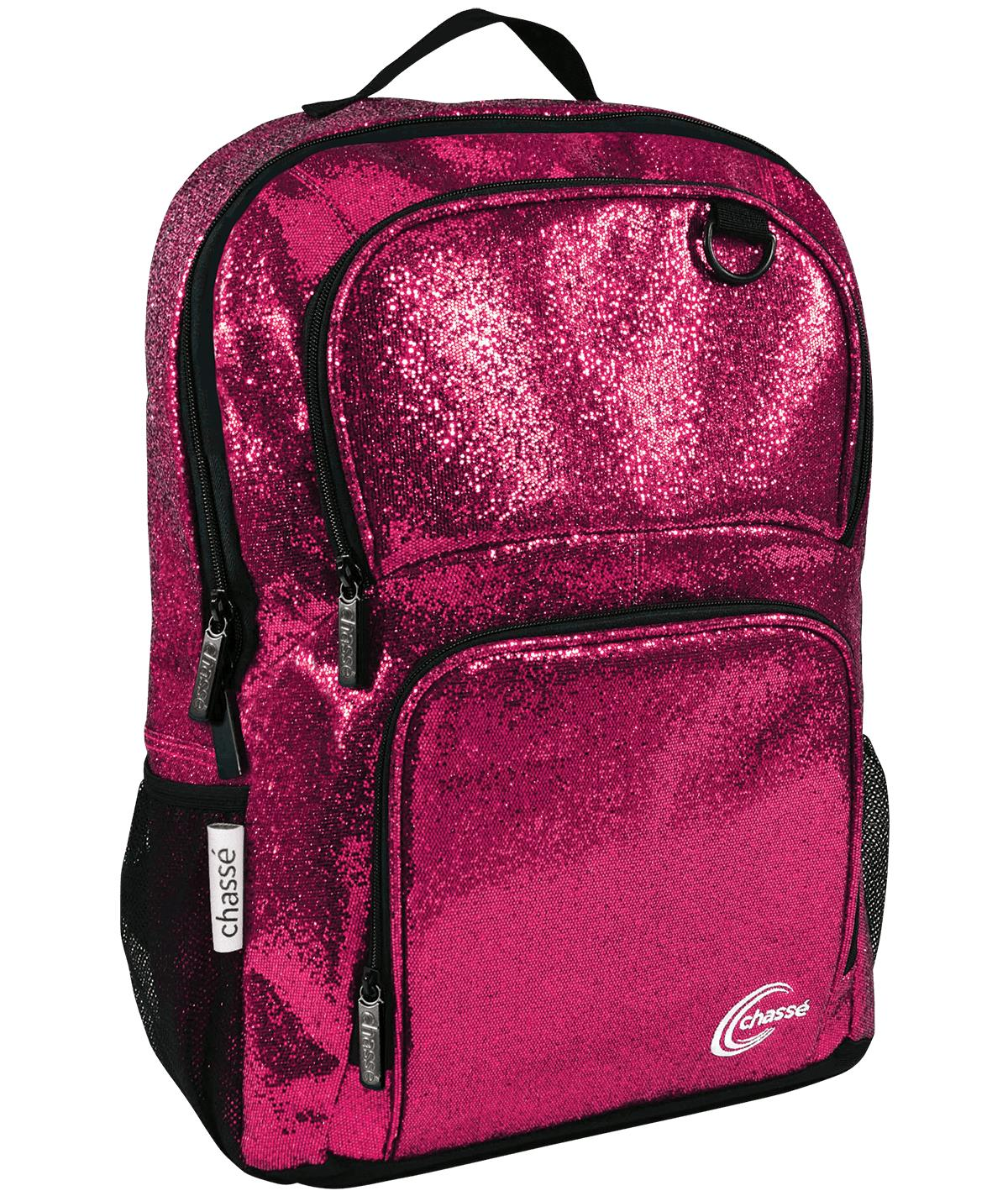 Chassé Glitter Backpack