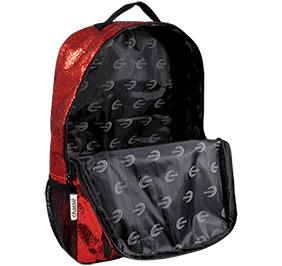 efc882bf4c4a Chassé Glitter Backpack