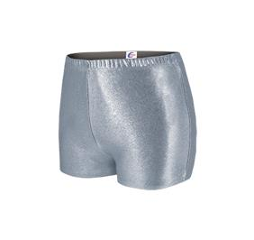 METALLIC BOY CUT BRIEFS