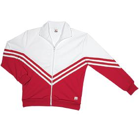 Double Knit V Warm Up Jacket